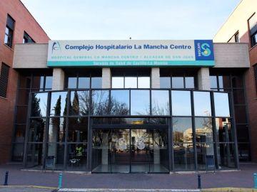 El primer bebé de 2021 en la provincia de Ciudad Real nació en el Hospital Mancha Centro de Alcázar de San Juan