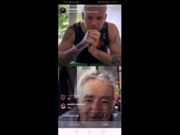 Residente y José Mujica