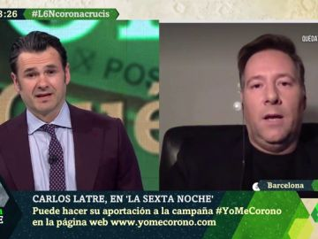 De Fernando Simón a Iniesta: las imitaciones de Carlos Latre para hacer más llevadero el confinamiento