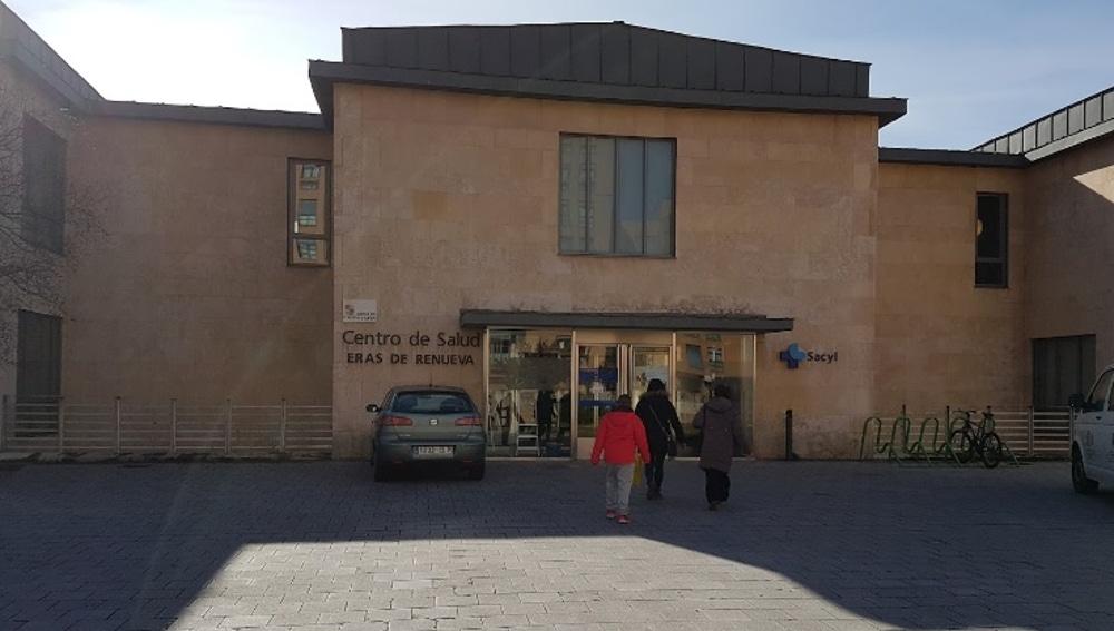 Centro de Salud de Eras de Renueva, en León.