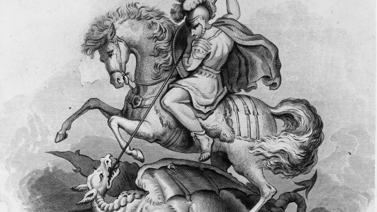 Origen del día de San Jorge: el vencedor del Bien sobre el Mal