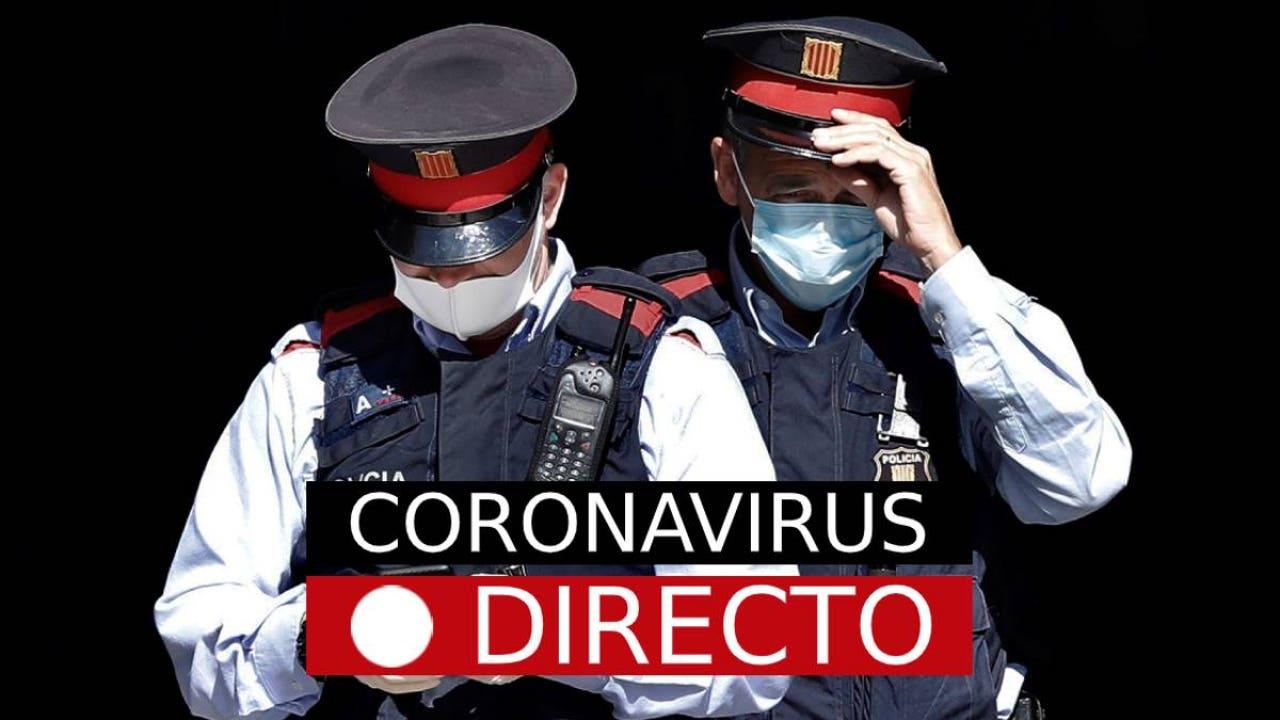 La última hora del coronavirus en España, en directo en laSexta.com