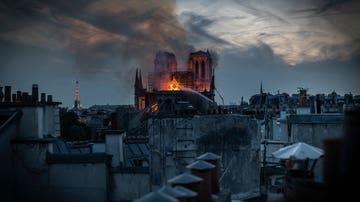 Efemérides de hoy 15 de abril de 2020: ¿Qué pasó el 15 de abril? | Aniversario del incendio de Notre Dame