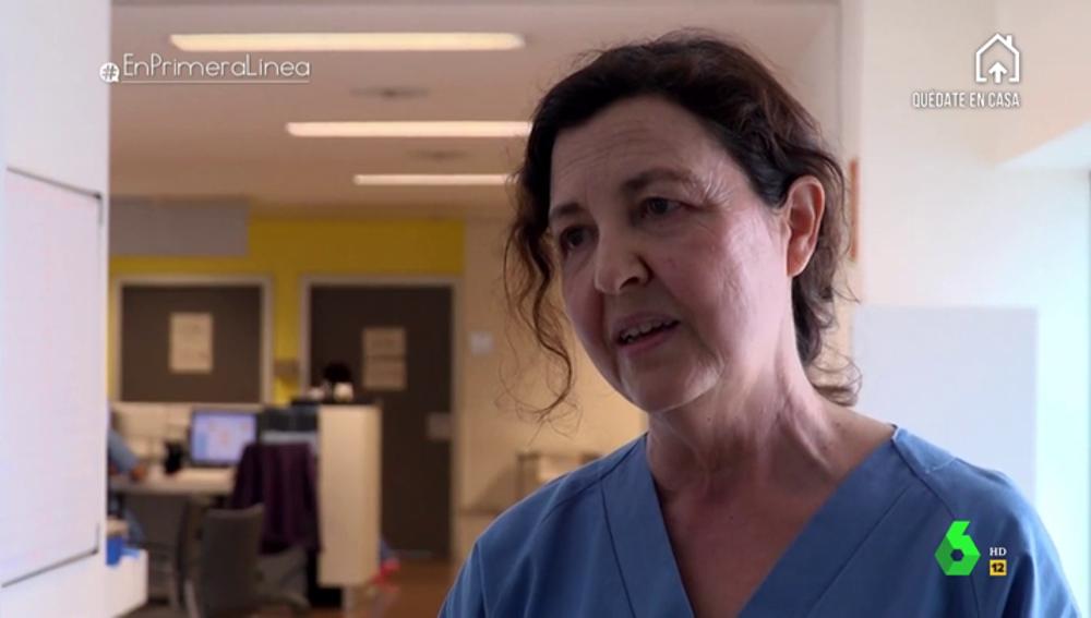 """El triste día en el que una médico tuvo que comunicar a una paciente que su marido había muerto: """"No hay forma de dulcificarlo, es durísimo"""""""