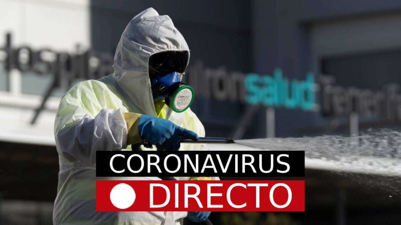 Coronavirus España hoy: 188.068 casos y 19.478 muertes, noticias de última hora