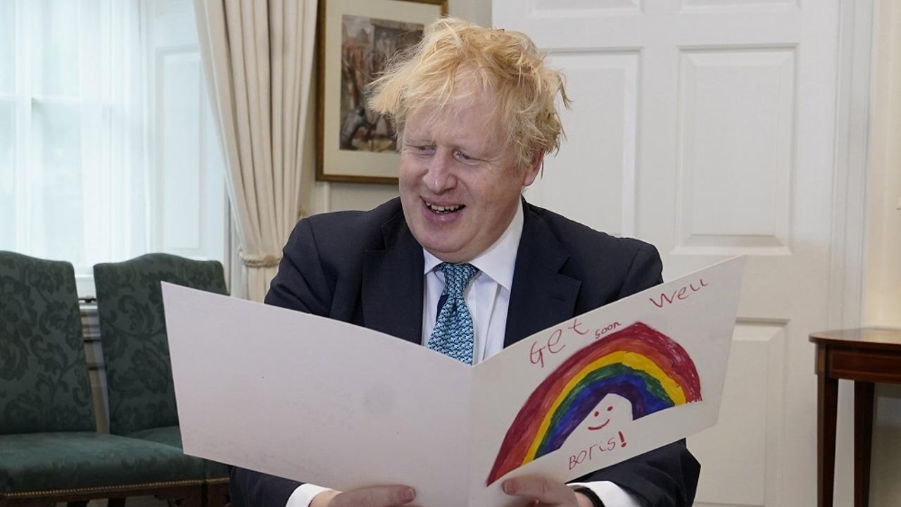 Boris Johnson en una imagen de archivo