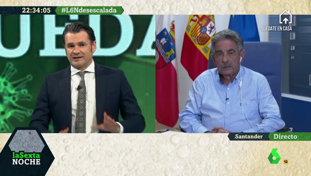 """Revilla: """"En las conferencias de presidentes Sánchez no dice gran cosa, hace los anuncios los sábados"""""""