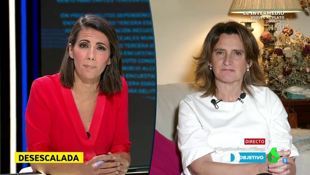 """Ribera defiende la gestión del Gobierno: """"Los datos son lo suficientemente seguros para iniciar esta etapa"""""""