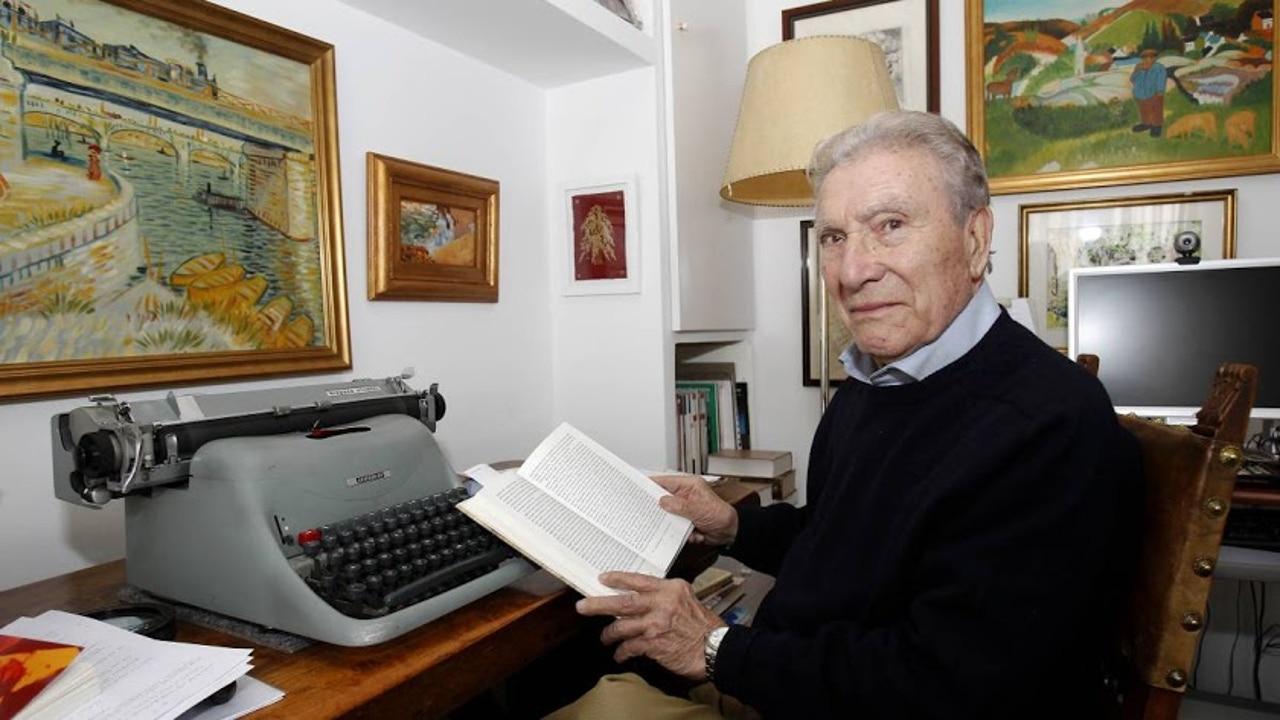 El periodista deportivo Miguel Ors