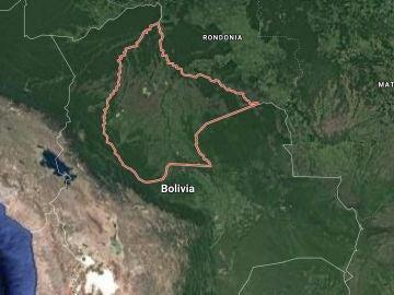 Región de Bolivia donde ha tenido lugar el siniestro