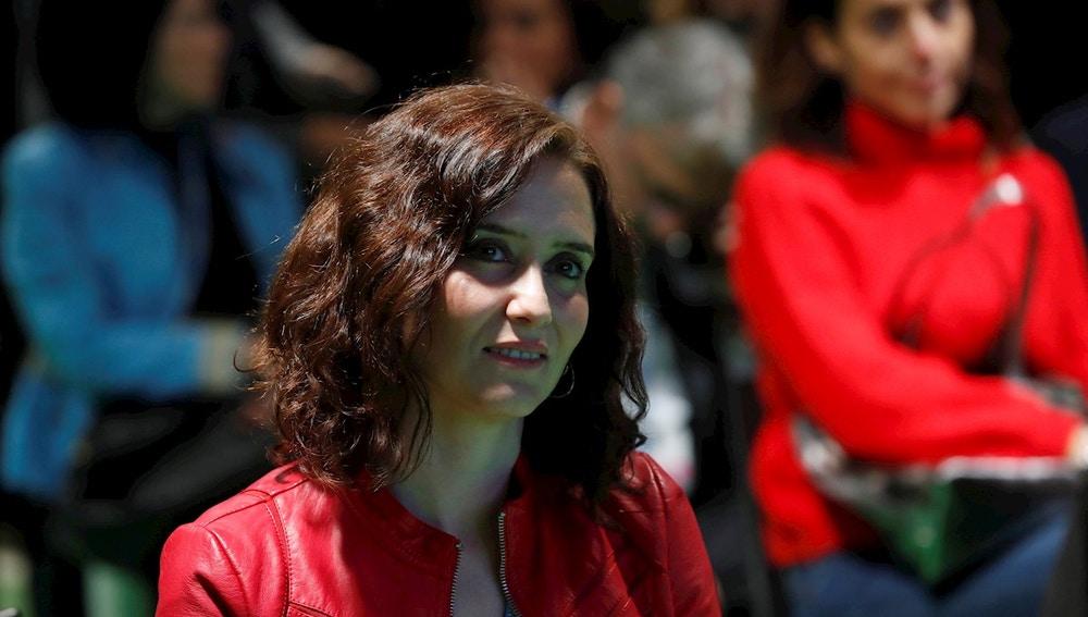 Imagen de archivo de Isabel Díaz Ayuso