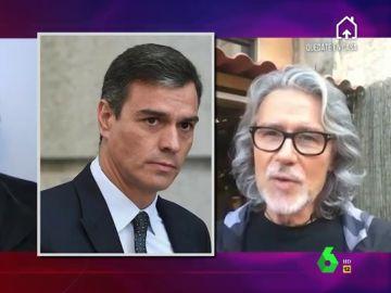 """Los consejos del peluquero Alberto Cerdán a los políticos sobre su look: """"Tendría que levantar ese cabello, le queda de monaguillo"""""""