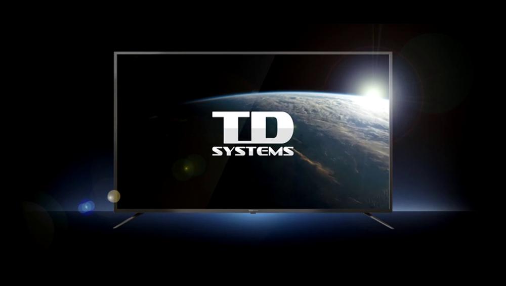 ¿Quieres ganar un televisor TD Systems? Participa en nuestro concurso