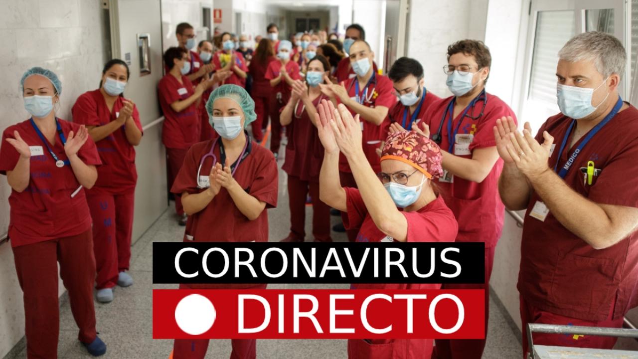 Última hora, coronavirus: Fase 0 de la desescalada y casos en España, en directo