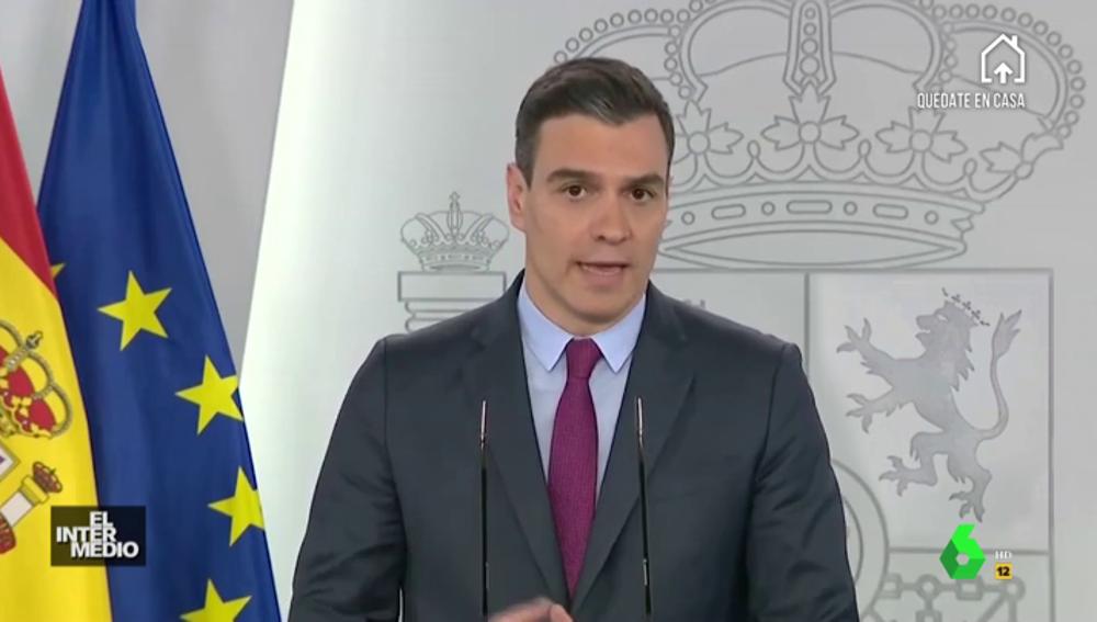 Vídeo manipulado - Estas son las nuevas e inesperadas normas de la desescalada que ha anunciado Sánchez