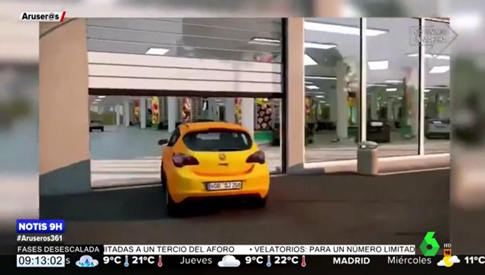 ¿Cómo será el supermercado del futuro?: el vídeo futurista que divide a las redes en dos bandos