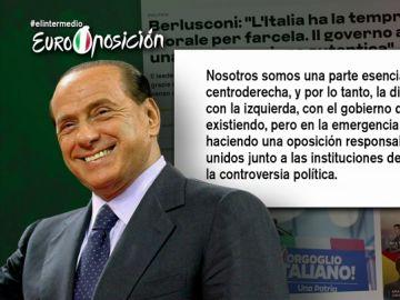 Cuando hasta Berlusconi es más responsable que la oposición española: así actúan los líderes políticos de otros países