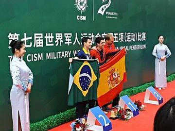 Juegos Militares en Wuhan