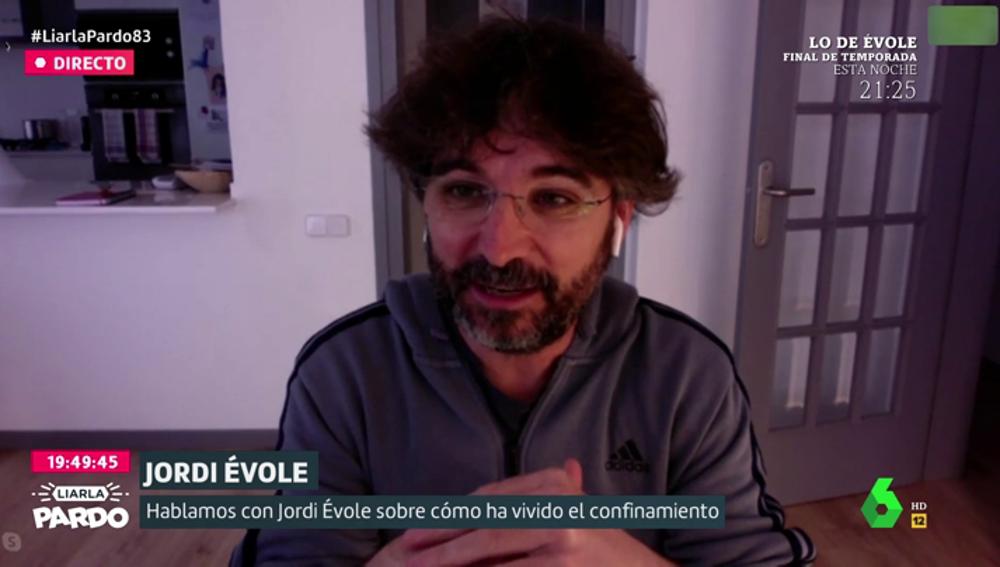 """Jordi Évole: """"Me sorprendió lo dolido que estaba Marcial Dorado por Feijóo, se siente abandonado por un amigo"""""""