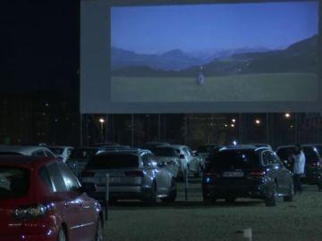 La vuelta a los cines, como nunca la habrías imaginado