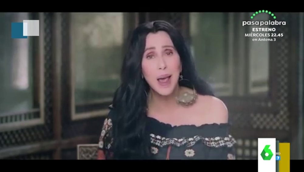 Cher lanza su primer tema en español: así suena su versión de 'Chiquitita' para luchar contra el coronavirus