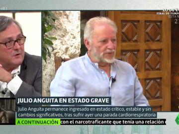 """Marhuenda elogia la figura de Julio Anguita: """"Es un hombre coherente y culto"""""""