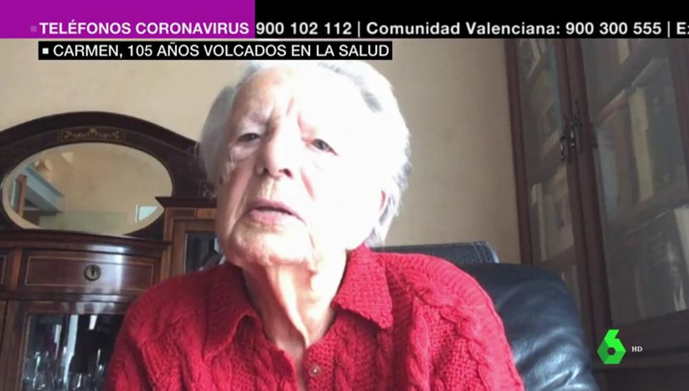 De atender heridos de la Guerra Civil a trabajar con tuberculosos: la historia de la enfermera más veterana de España
