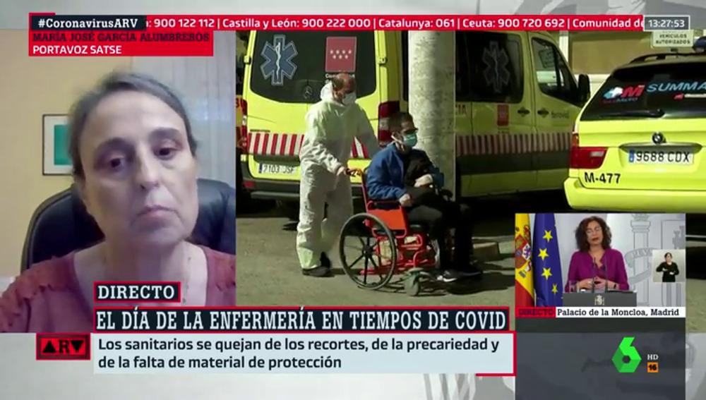 """""""Prudencia, protección y previsión"""": las demandas de las profesionales en el Día de la Enfermería"""