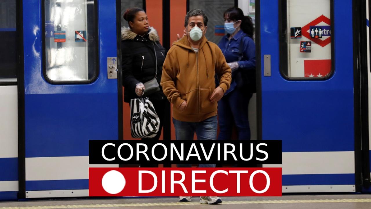 Estudio de la seroprevalencia del coronavirus en España y los datos de la fase 1 de la desescalada en directo