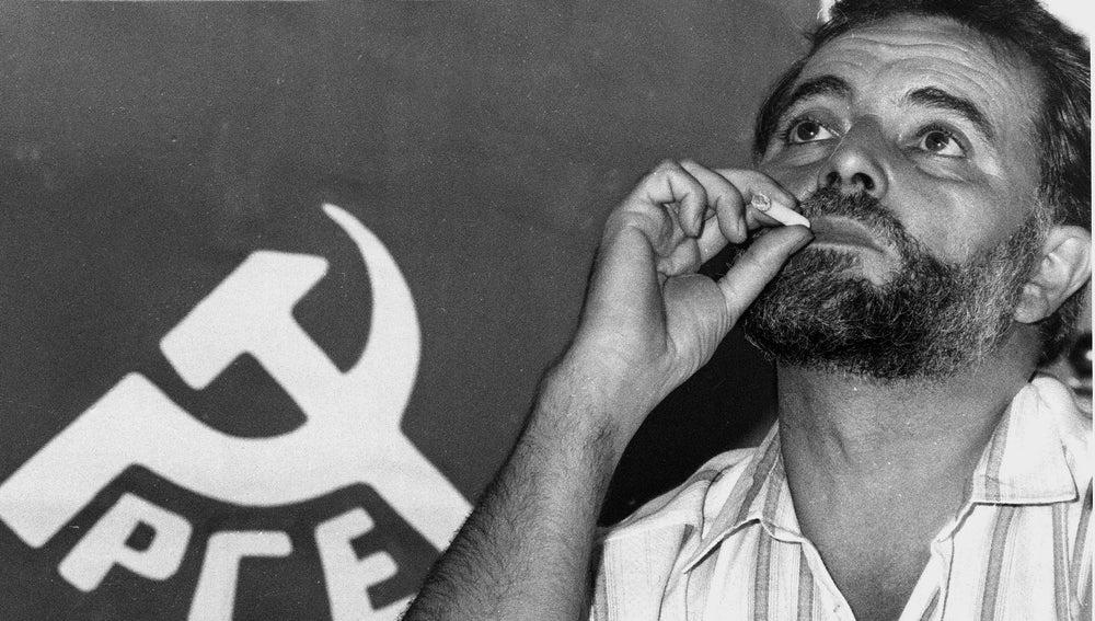 Julio Anguita, en una imagen de archivo