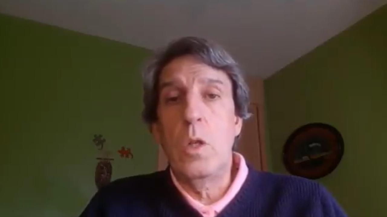 El doctor Miguel Ángel Sánchez Chillón, presidente del Colegio de Médicos de Madrid