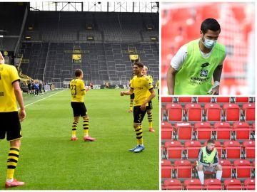 La Bundesliga, en su regreso