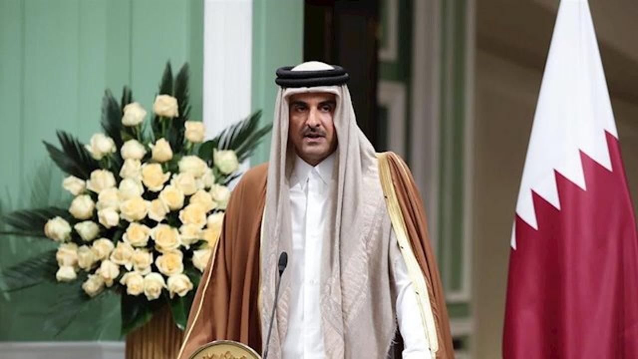Tamim bin Hamad al Thani, emir de Qatar