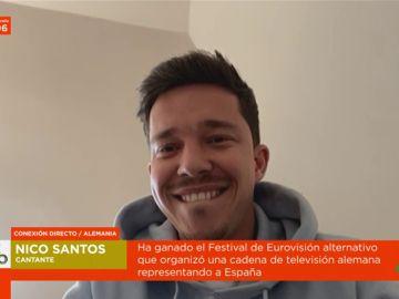 Nico Santos, cantante