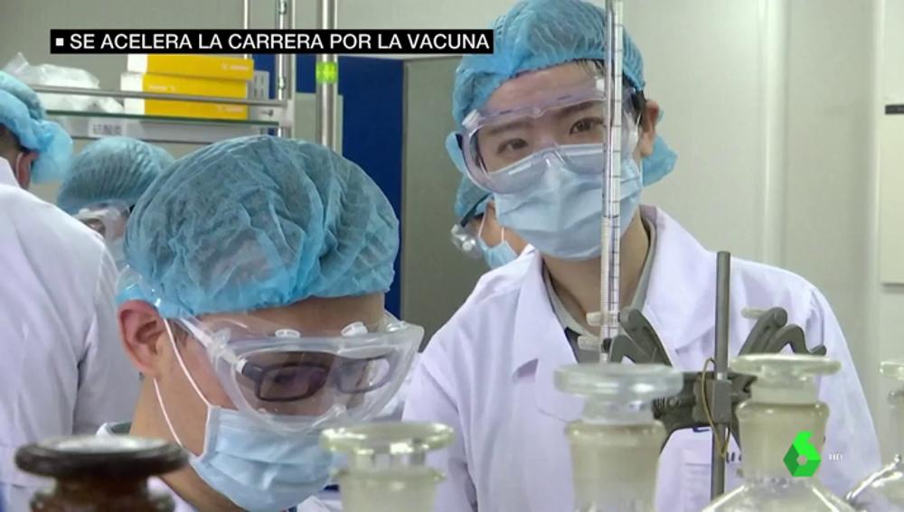 La carrera de los laboratorios por una vacuna eficaz y segura para el COVID-19