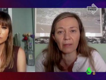 "Victoria Rosell: ""La violencia de género ha sido un pandemia sobre pandemia"""