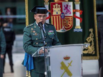 Imagen de archivo del coronel Diego Pérez de los Cobos