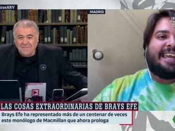 Brays Efe, en ARV