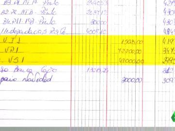 Documento entregado por Marjaliza al juez