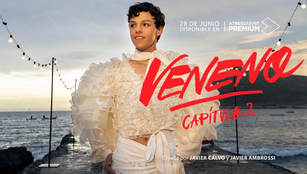 Carteles oficiales de 'Veneno'