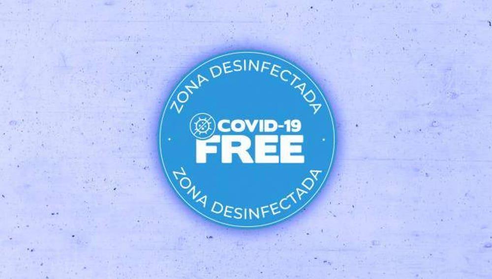 Sello Covid Free