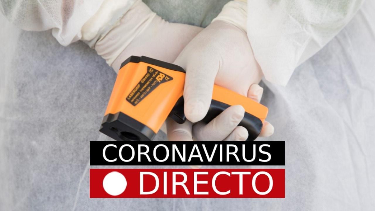 Directo coronavirus en España