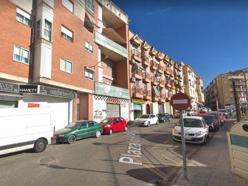 Imagen de la calle Plaza de Palma Burgos, en Úbeda (Jaen)
