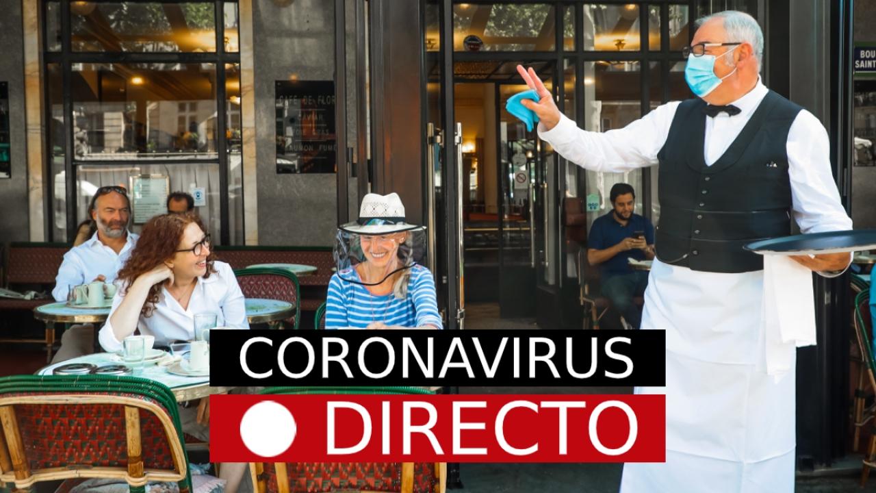 Coronavirus España hoy: Fase 3, muertos y última hora, en directo