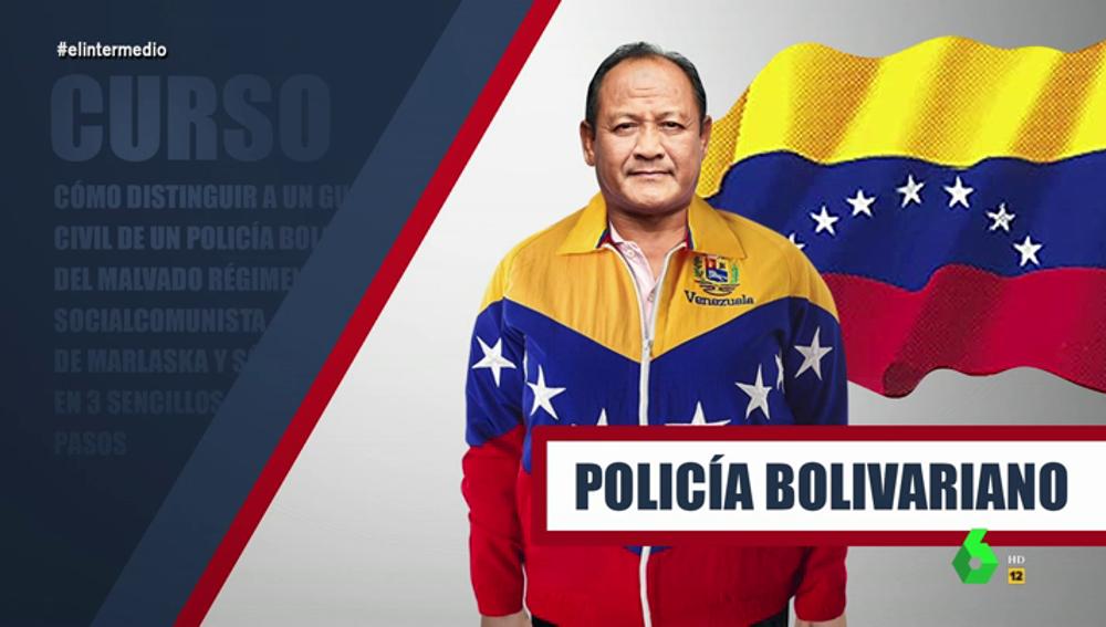 Curso para distinguir a la 'policía bolivariana' de Marlaska, by Dani Mateo