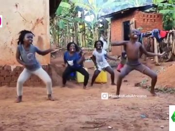 'Masaka kids Africana', el grupo de niños de un hogar infantil en Uganda que triunfa con sus increíbles bailes