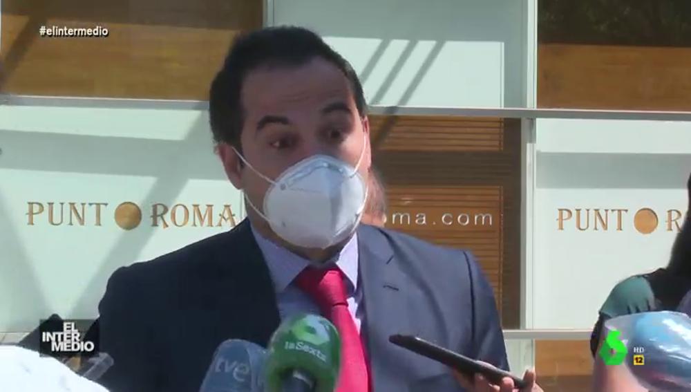Ignacio Aguado la emprende con un periodista de laSexta al preguntarle por su relación con Ayuso