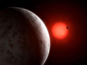 Gliese 887 y las supertierras