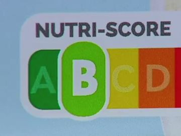 Etiqueta de Nutri-score