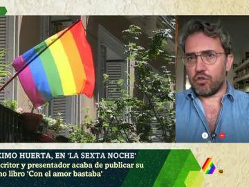 Máximo Huerta en laSexta Noche